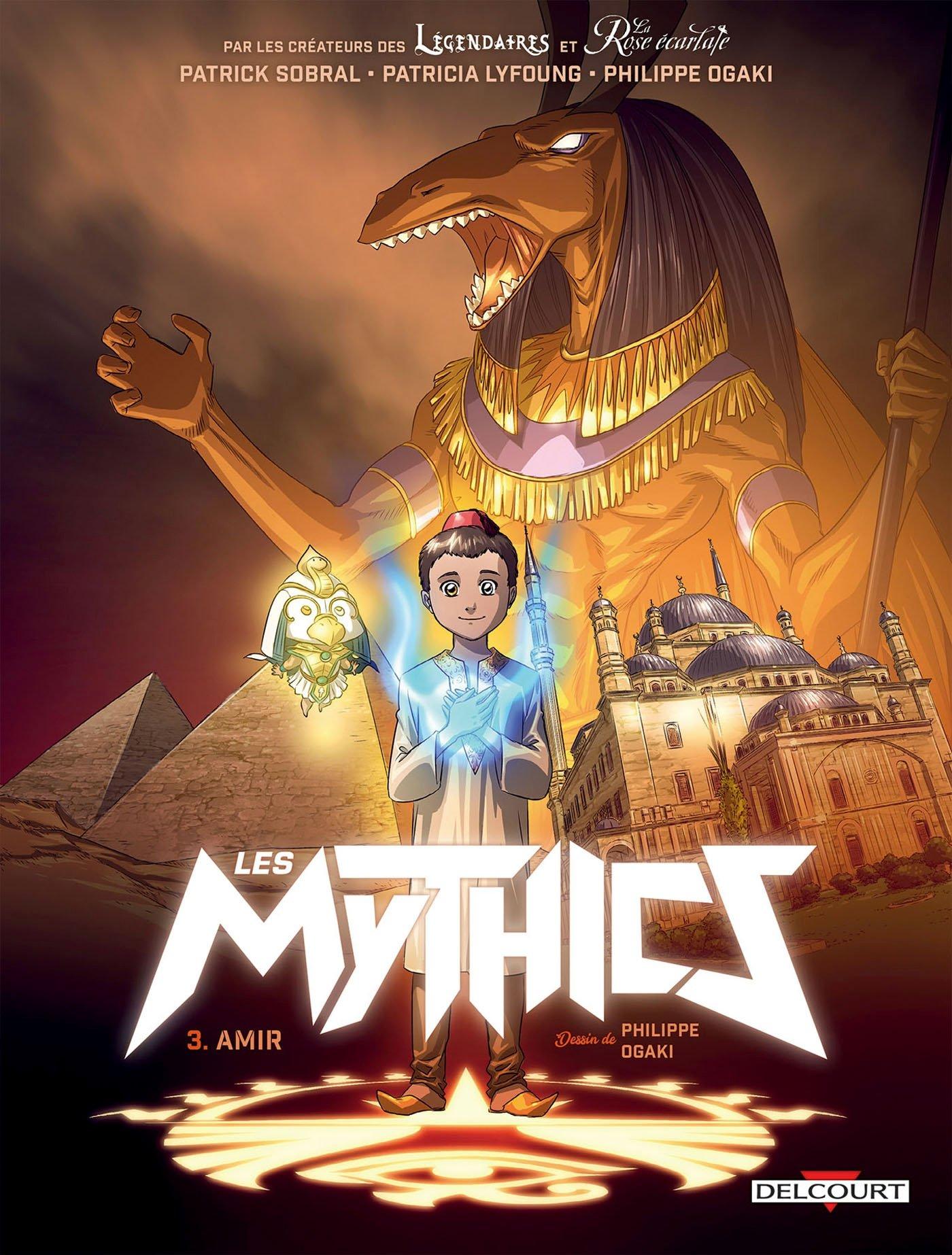 Les Mythics 3 - Amir