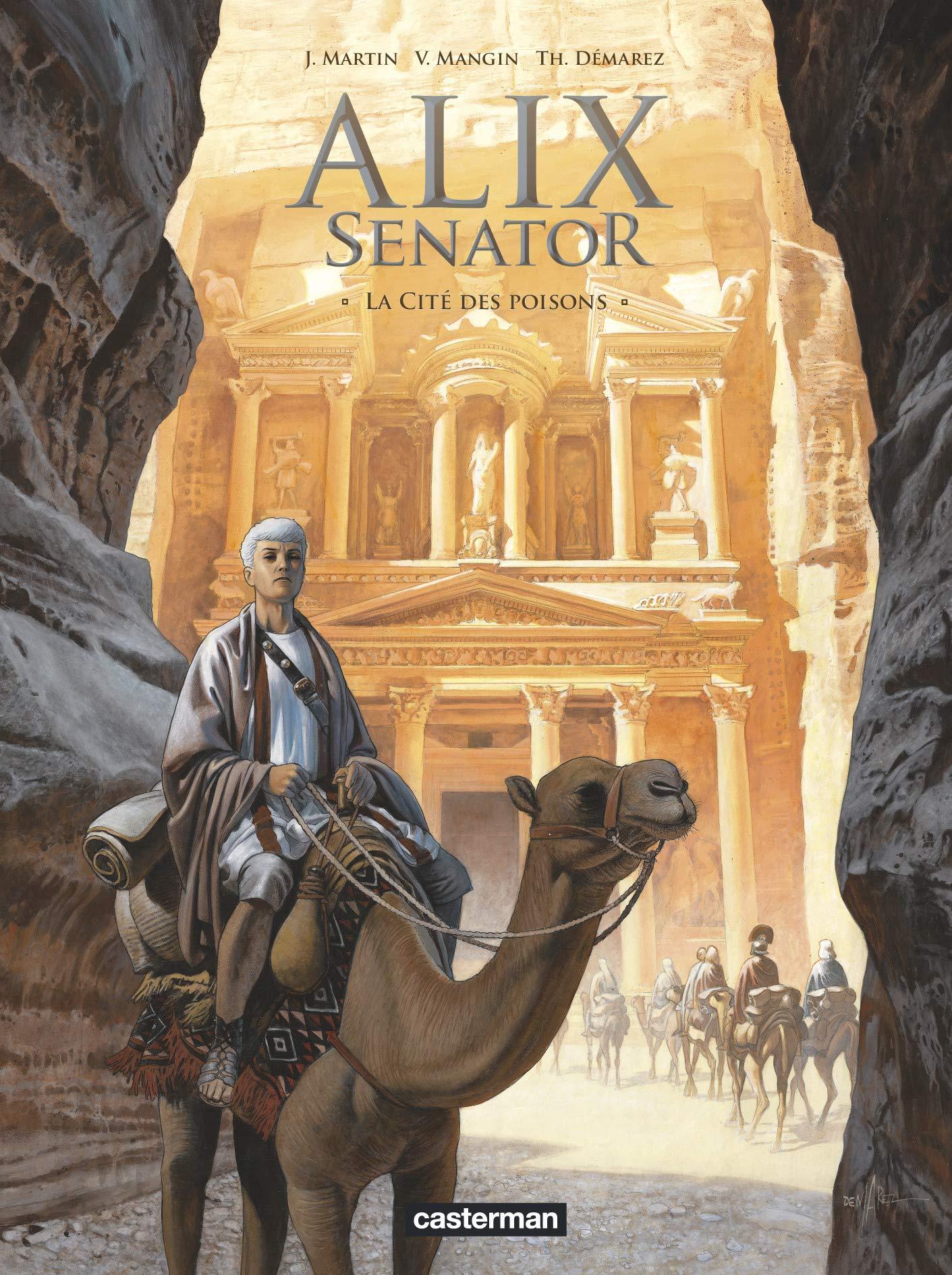 Alix senator 8 - La cité des poisons