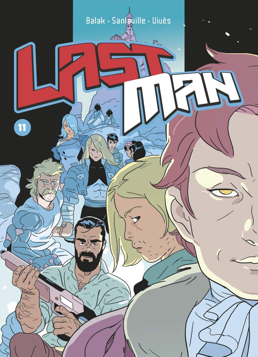Last man 11 - Tome 11