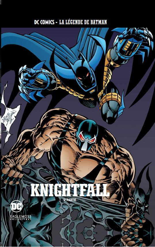 DC Comics - La Légende de Batman 22 - Knightfall 3