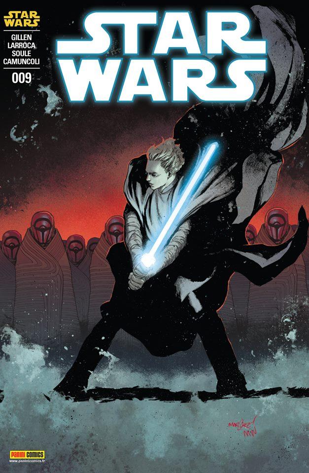 Star Wars 9 - Couverture Régulière