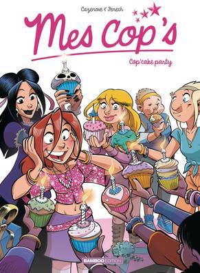 Mes cop's 10 - Cop'cake Party