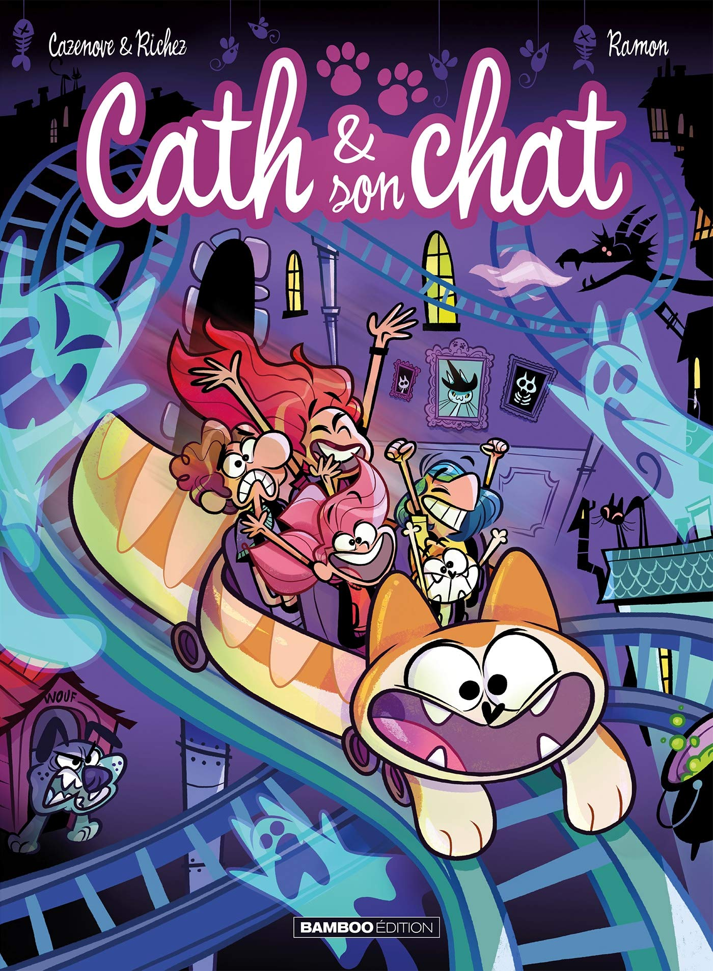 Cath et son chat 8 - Tome 8