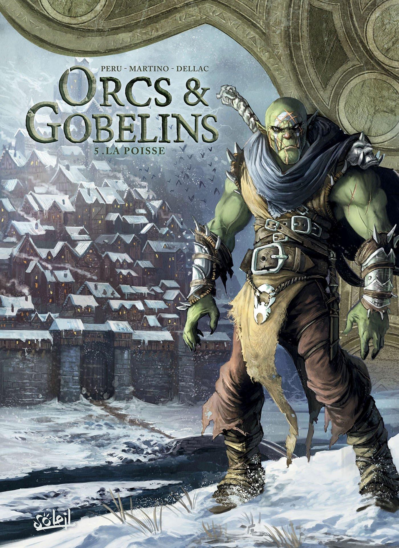 Orcs et Gobelins 5 - La poisse