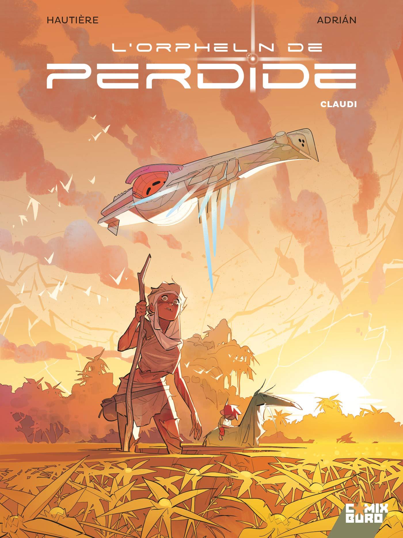 L'orphelin de Perdide 1 - Claudi