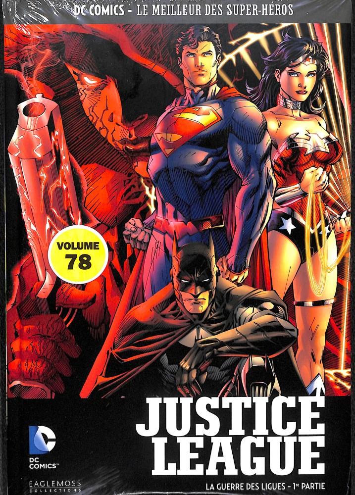 DC Comics - Le Meilleur des Super-Héros 78 - Justice League : La Guerre des Ligues (1re partie)