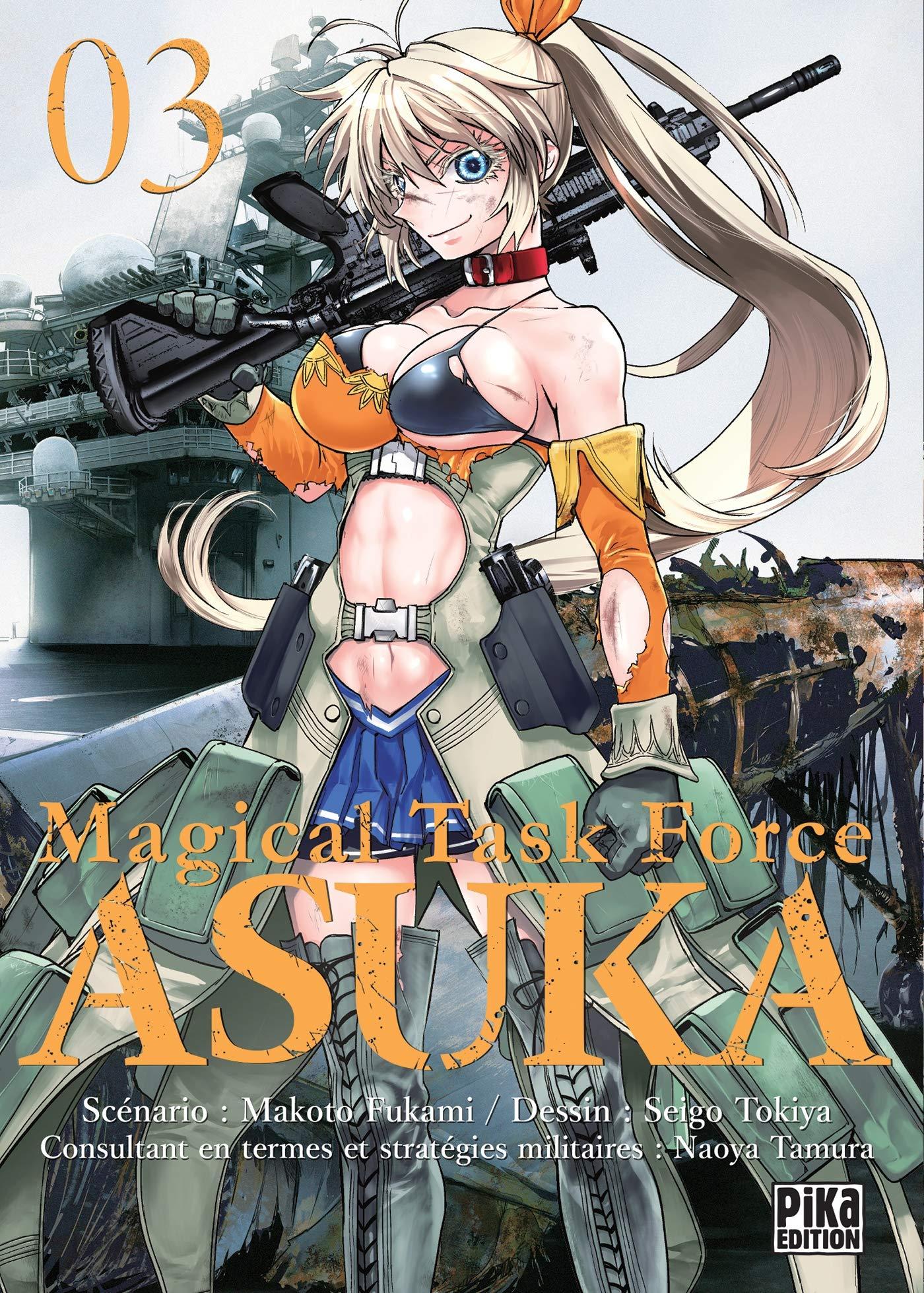 Magical task force Asuka 3