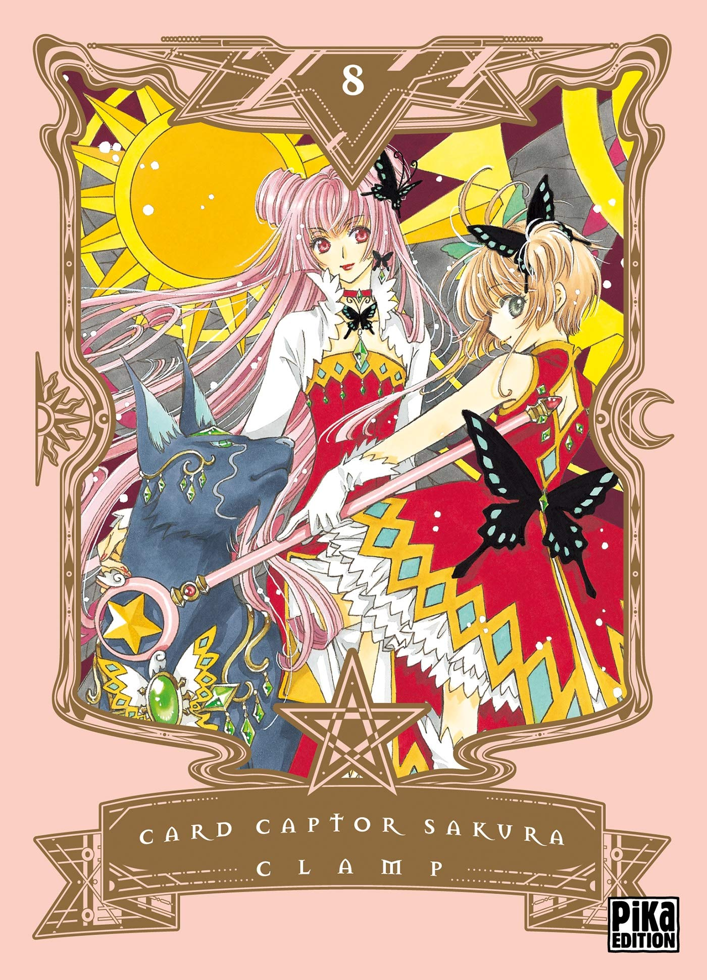 Card Captor Sakura 8