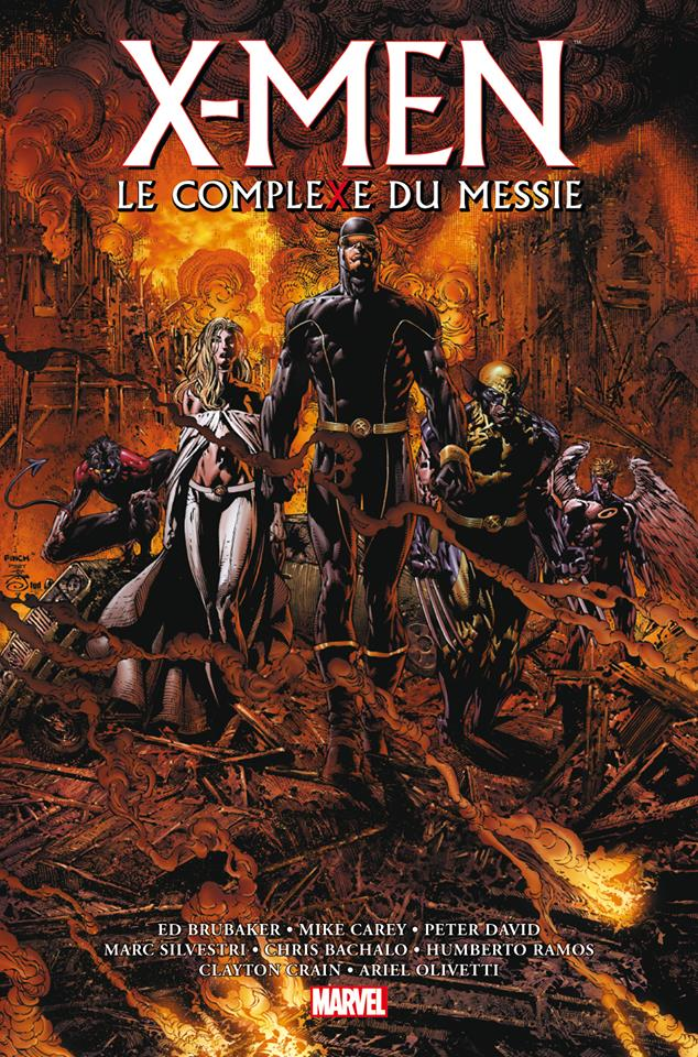 X-Men - Le Complexe du Messie 1