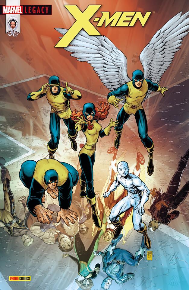 Marvel Legacy - X-Men 4