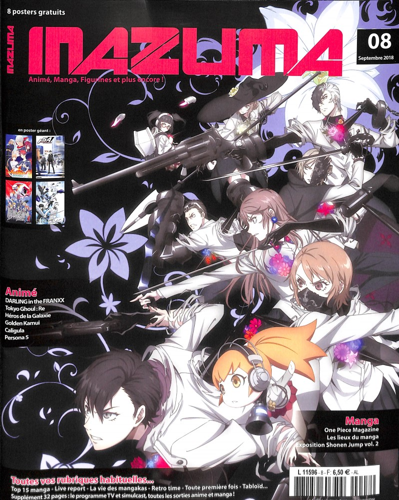 Inazuma 8
