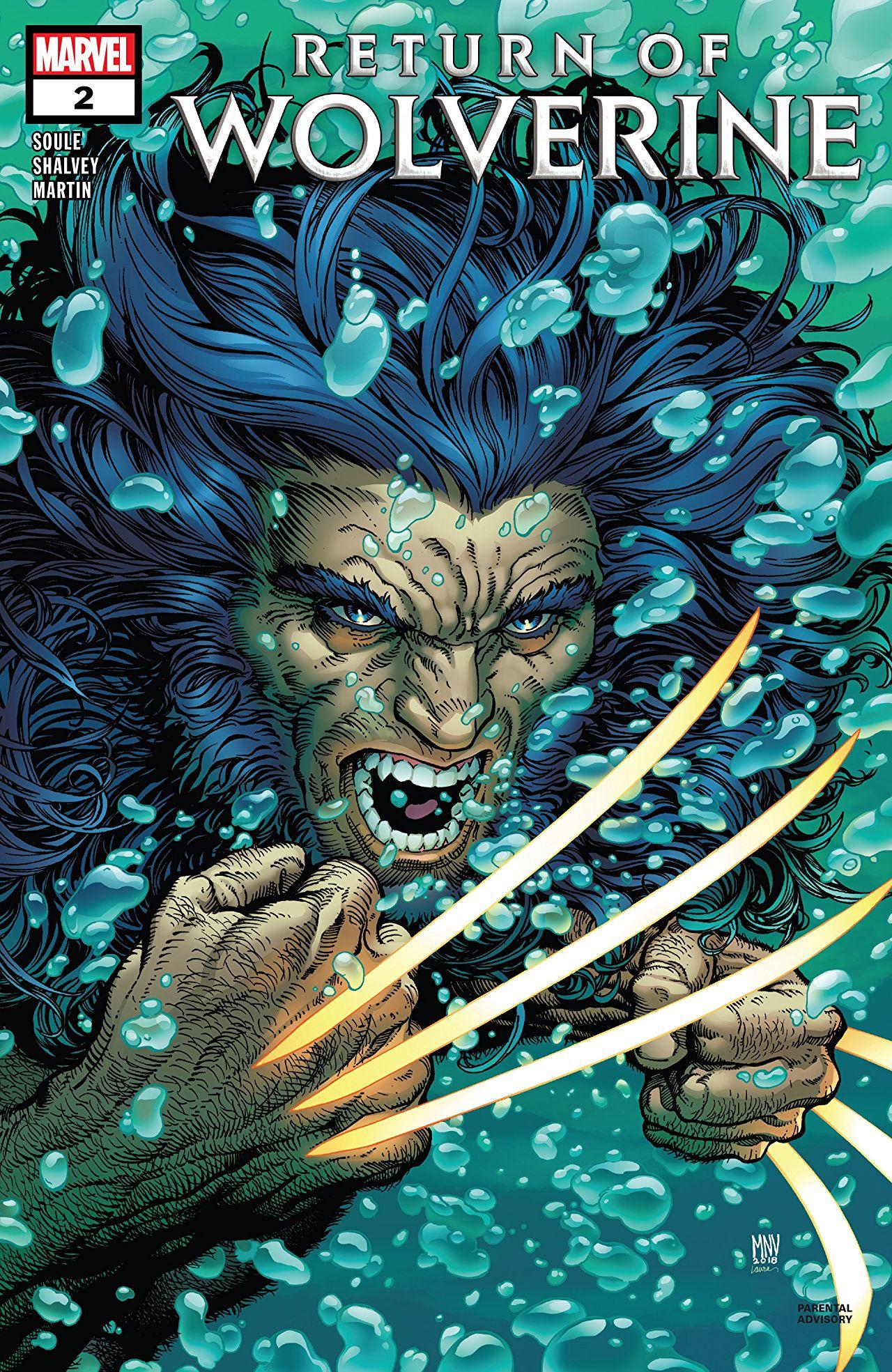 Wolverine - Le retour de Wolverine 2