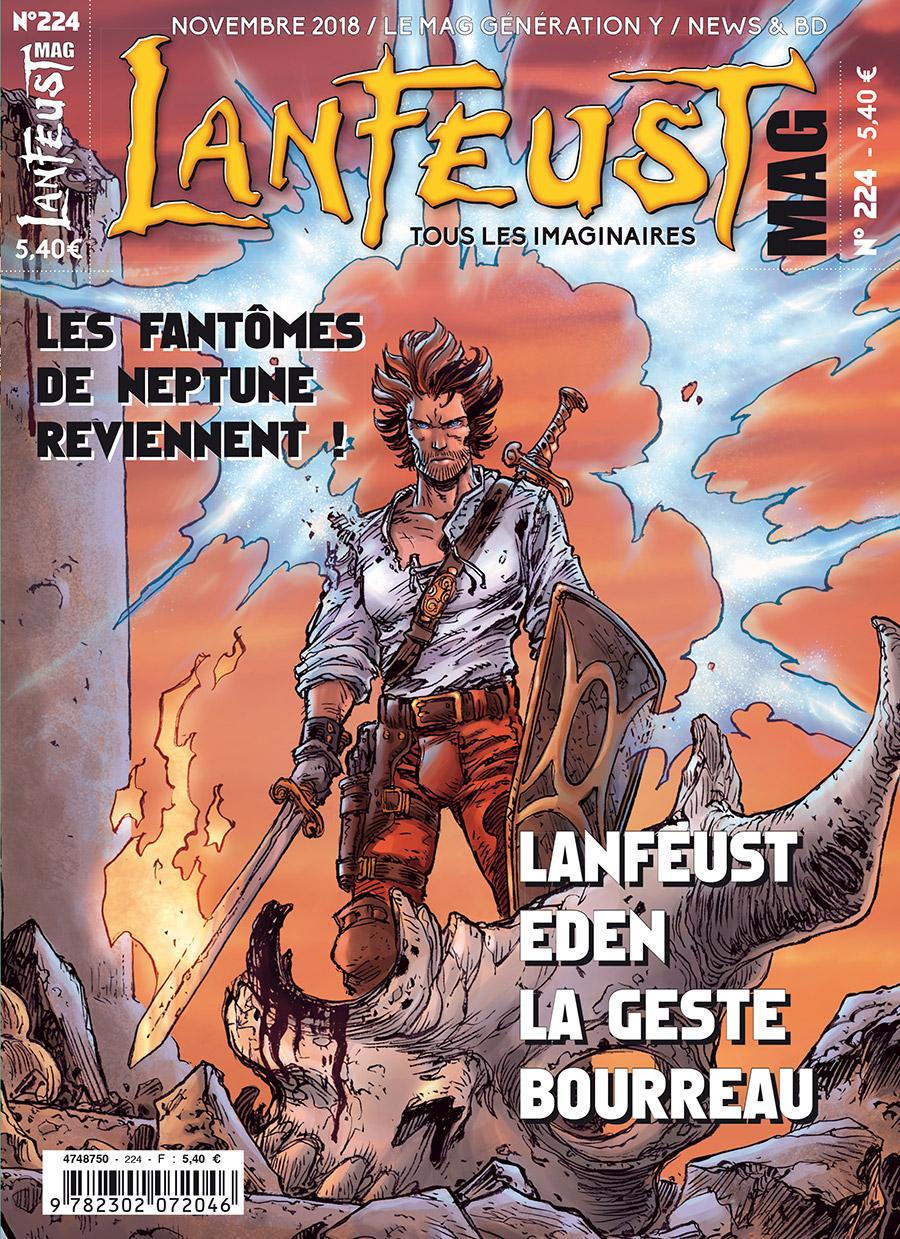 Lanfeust Mag 224