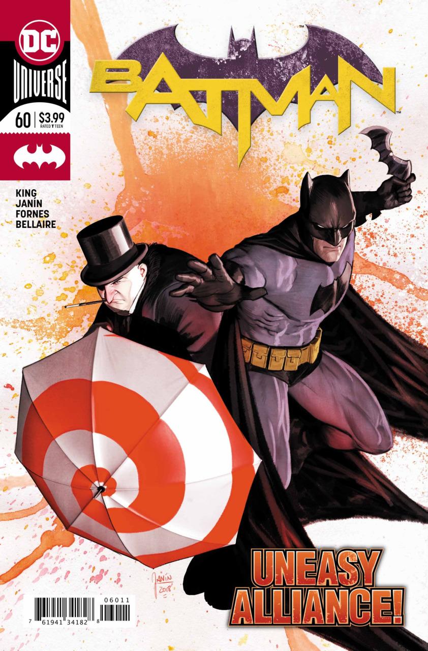 Batman 60 - The Tyrant Wing 3
