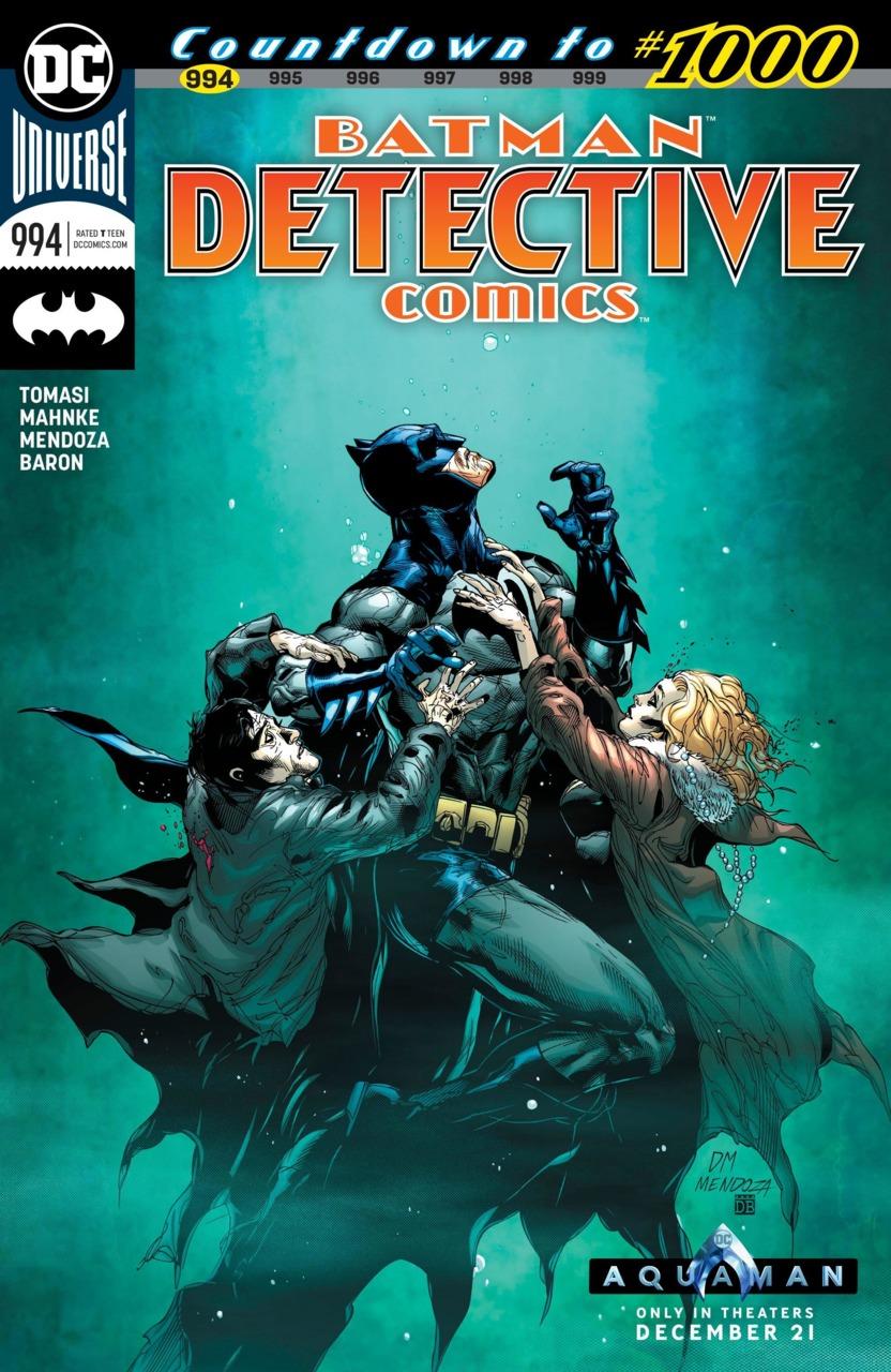 Batman - Detective Comics 994 - Mythology Raze