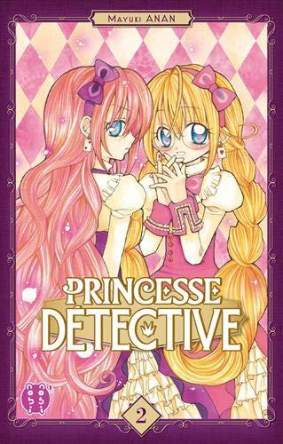 Princesse détective 2