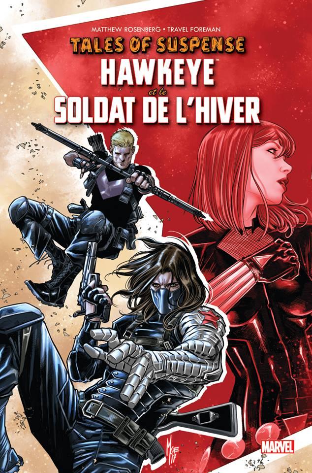Tales of Suspense 1 - Hawkeye et le Soldat de l'Hiver
