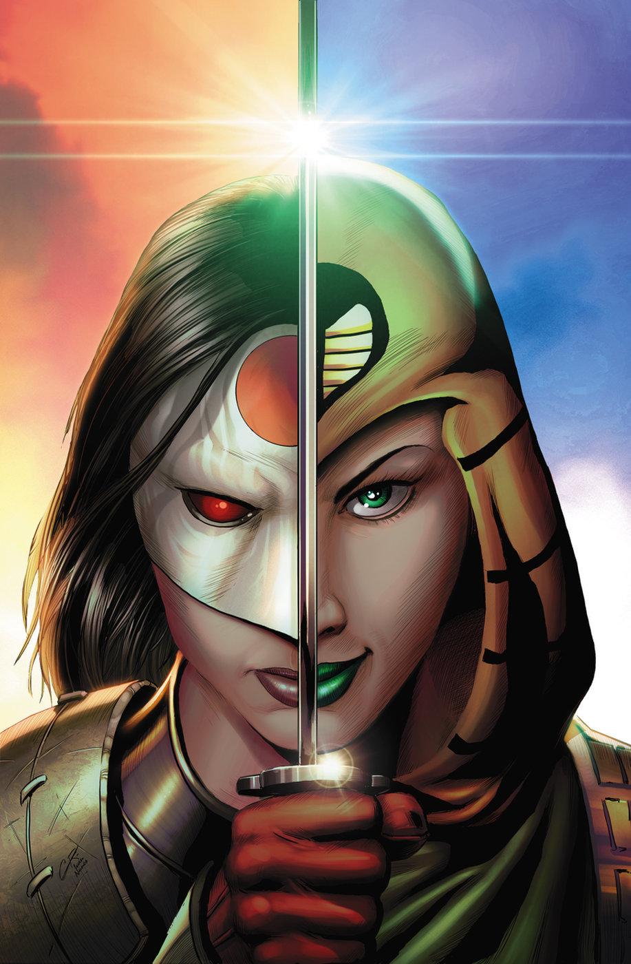 Suicide Squad Black Files 2 - Katana: Revenge of Kobra 2
