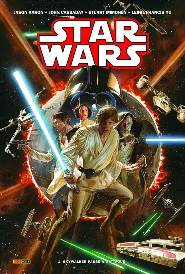 Star Wars 1 - Skywalker Passe à l'Attaque