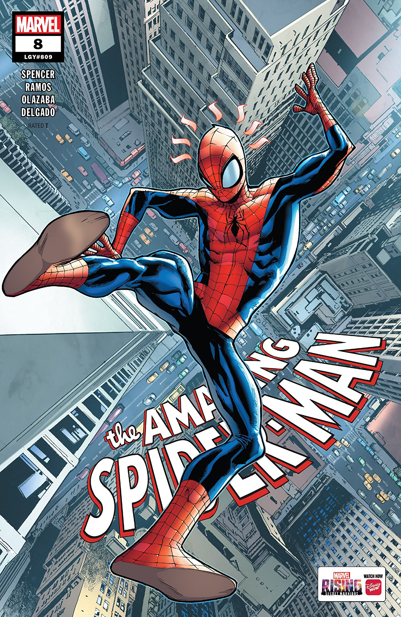 The Amazing Spider-Man 8