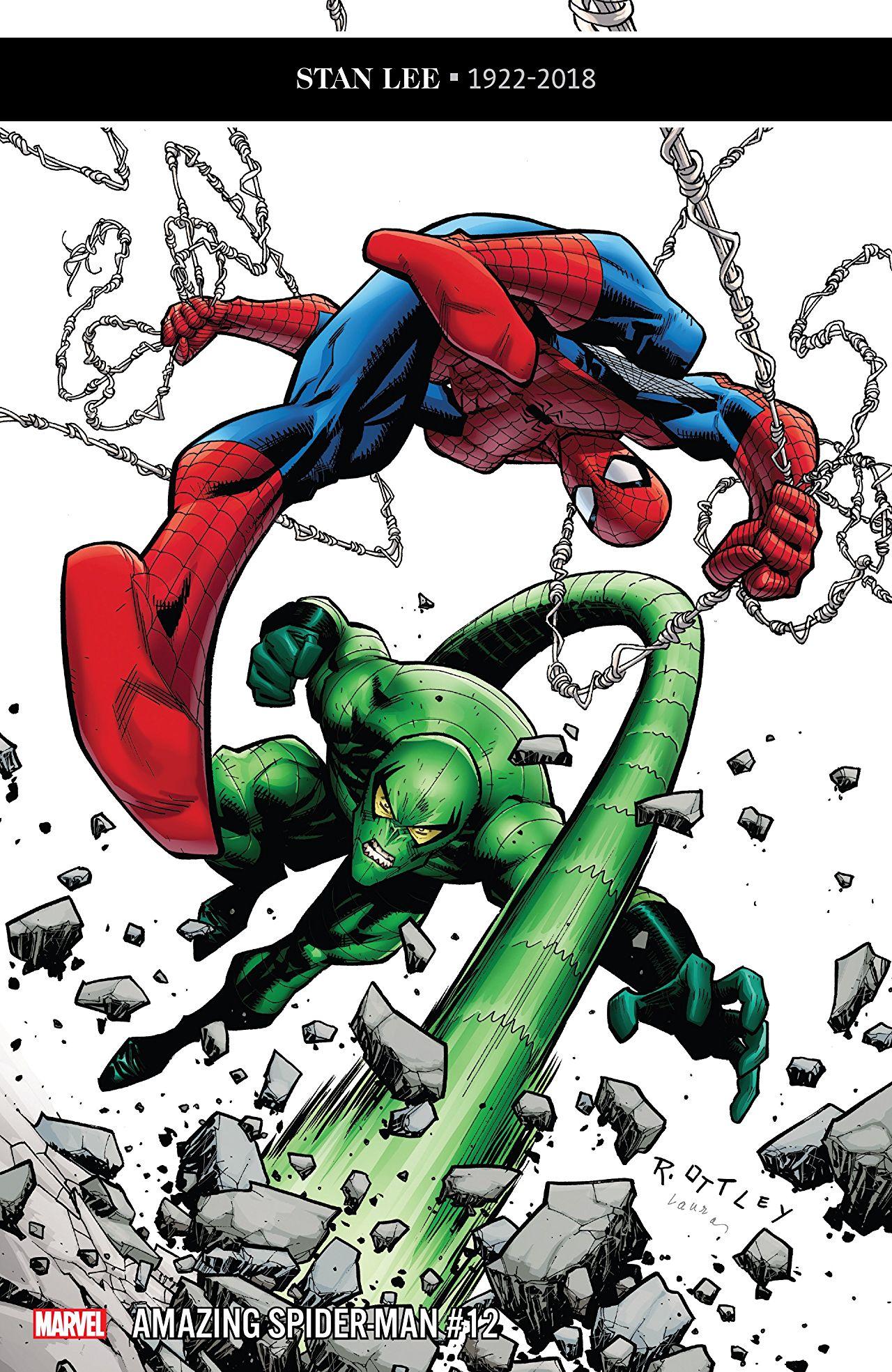 The Amazing Spider-Man 12