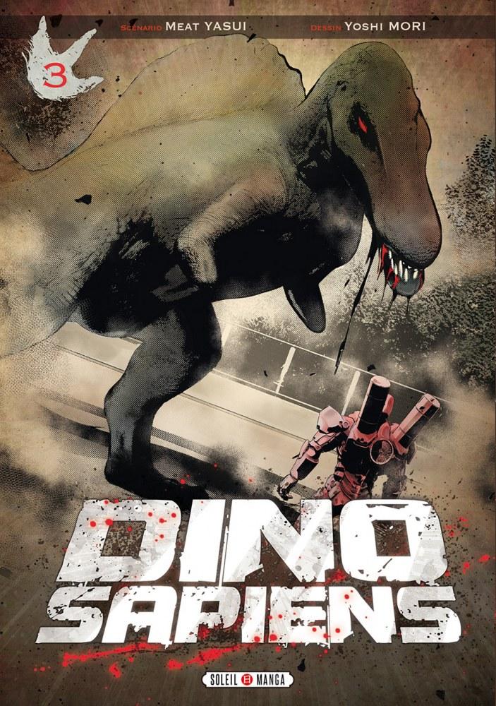 Dino Sapiens 3 - Dino-Sapiens T03
