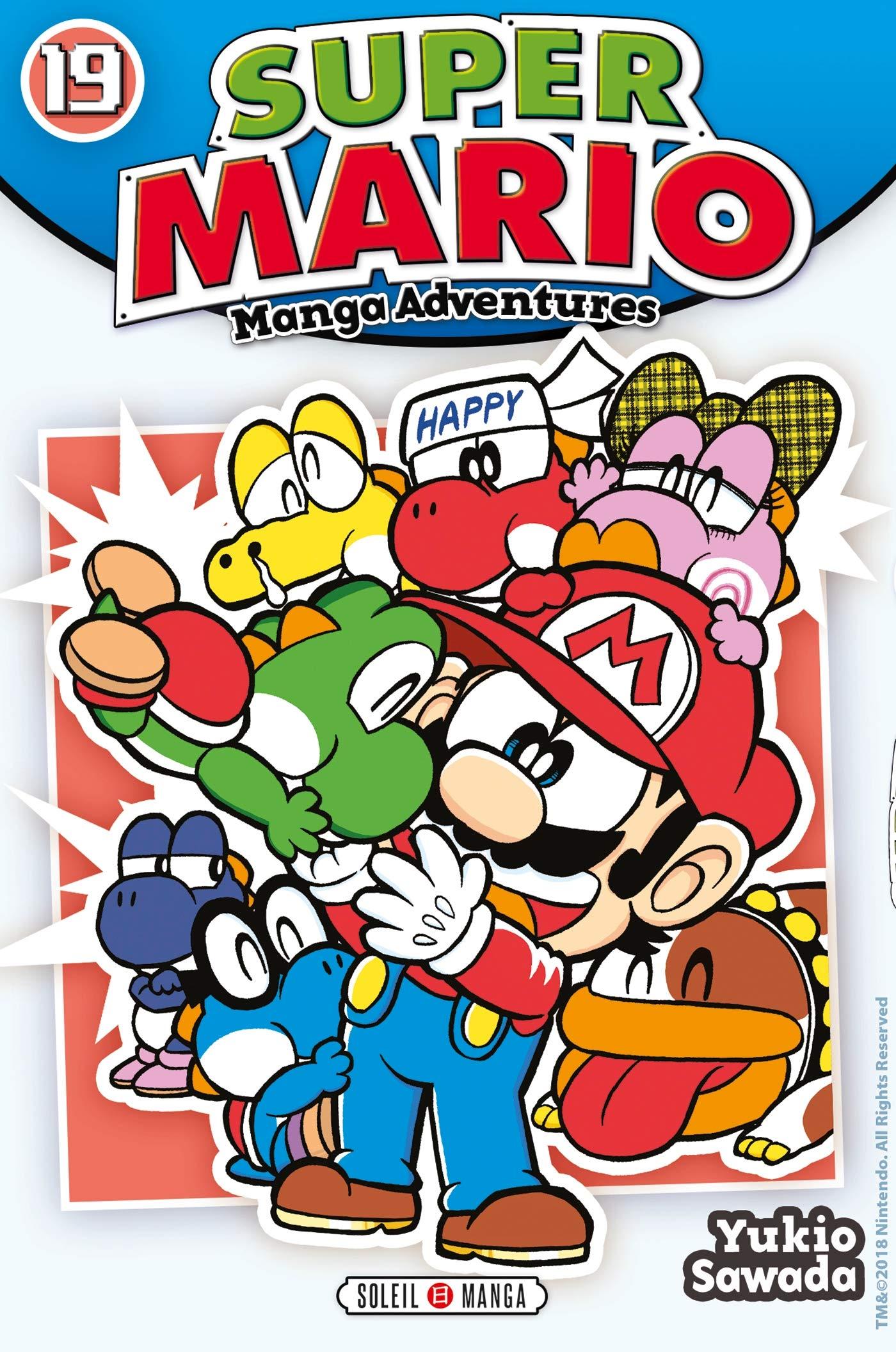 Super Mario 19 - Manga Adventures 19