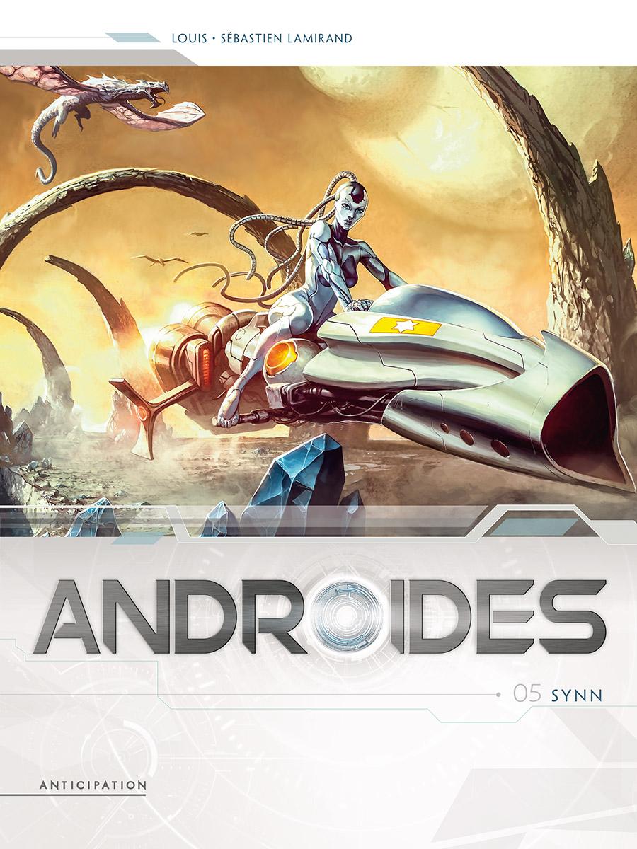Androïdes 5 - Synn