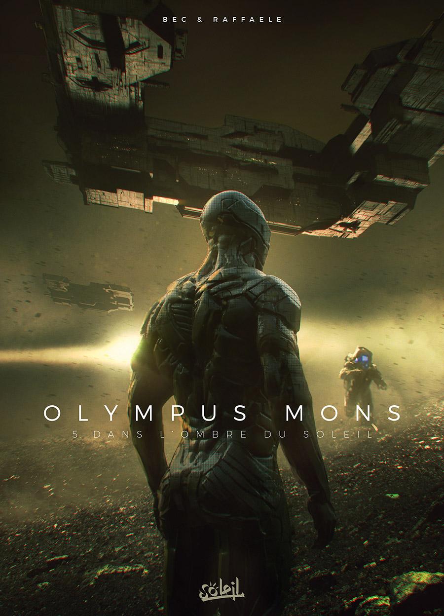 Olympus Mons 5 - Dans l'ombre du soleil