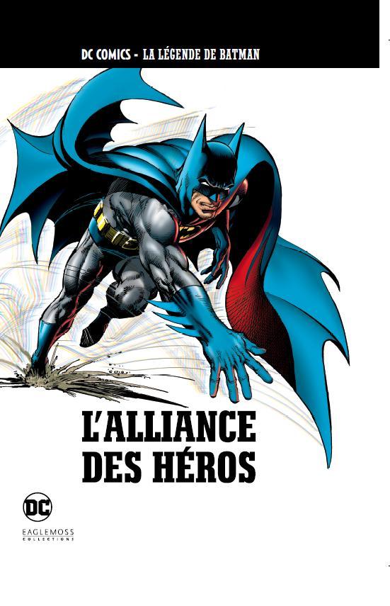 DC Comics - La Légende de Batman 13 - L'alliance des héros