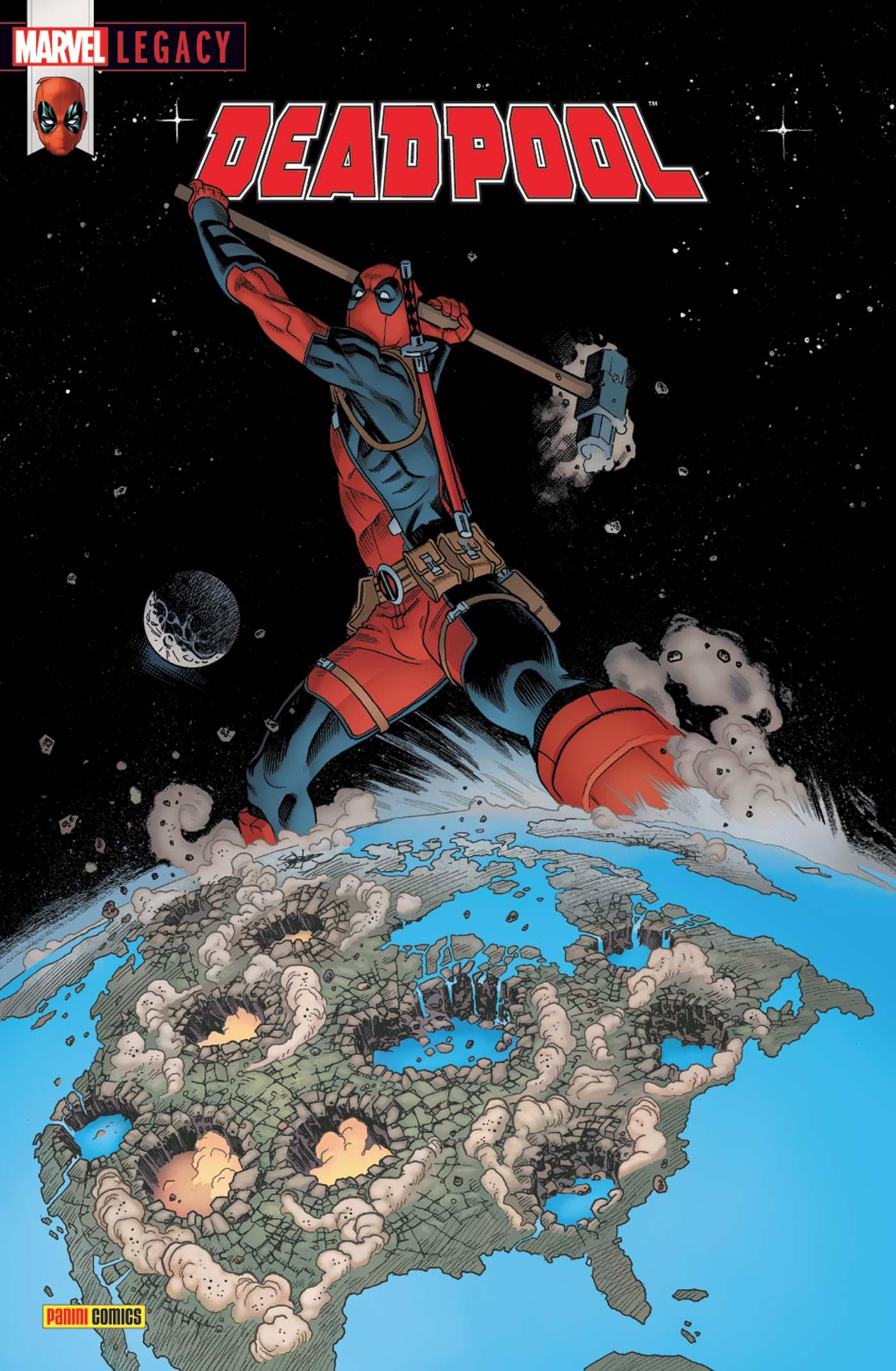 Marvel Legacy - Deadpool 5