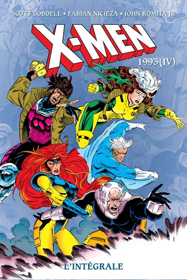 X-Men 1993.4 - 1993 (VI)