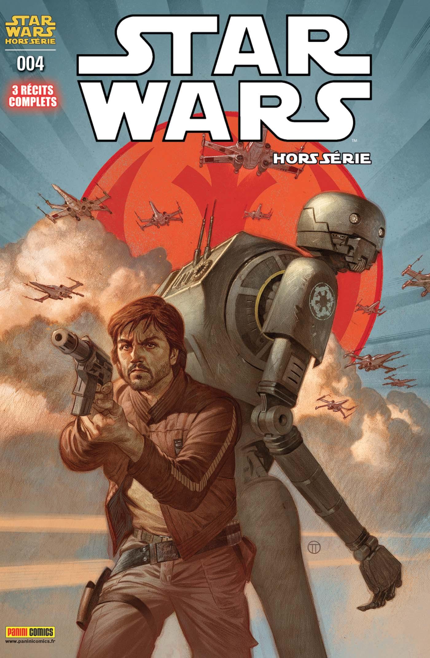 Star Wars Hors Série 4 - Couverture Régulière 1/2