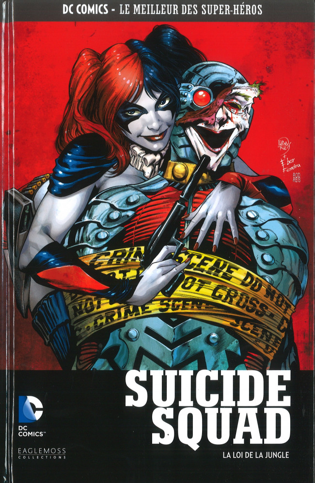 DC Comics - Le Meilleur des Super-Héros 81 - Suicide Squad : La Loi de la Jungle
