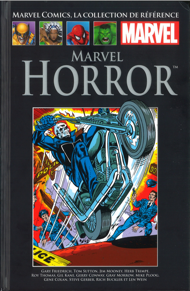 Marvel Comics, la Collection de Référence 18 - Marvel Horror