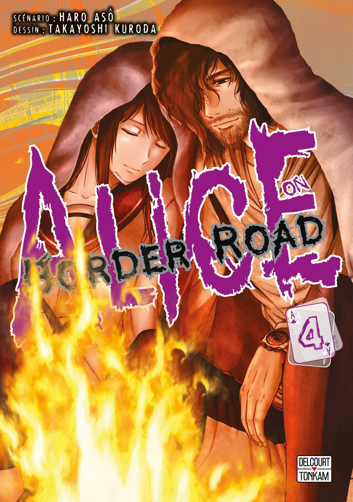 Alice on Border road 4