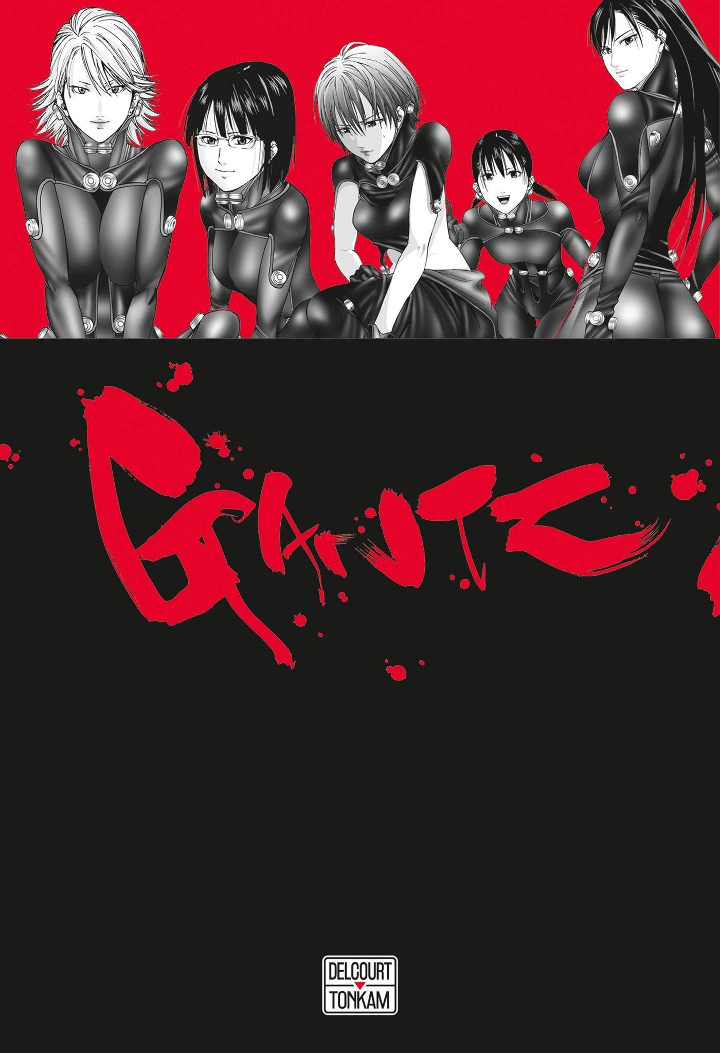 Gantz G 1 - Coffret tomes 1 à 3