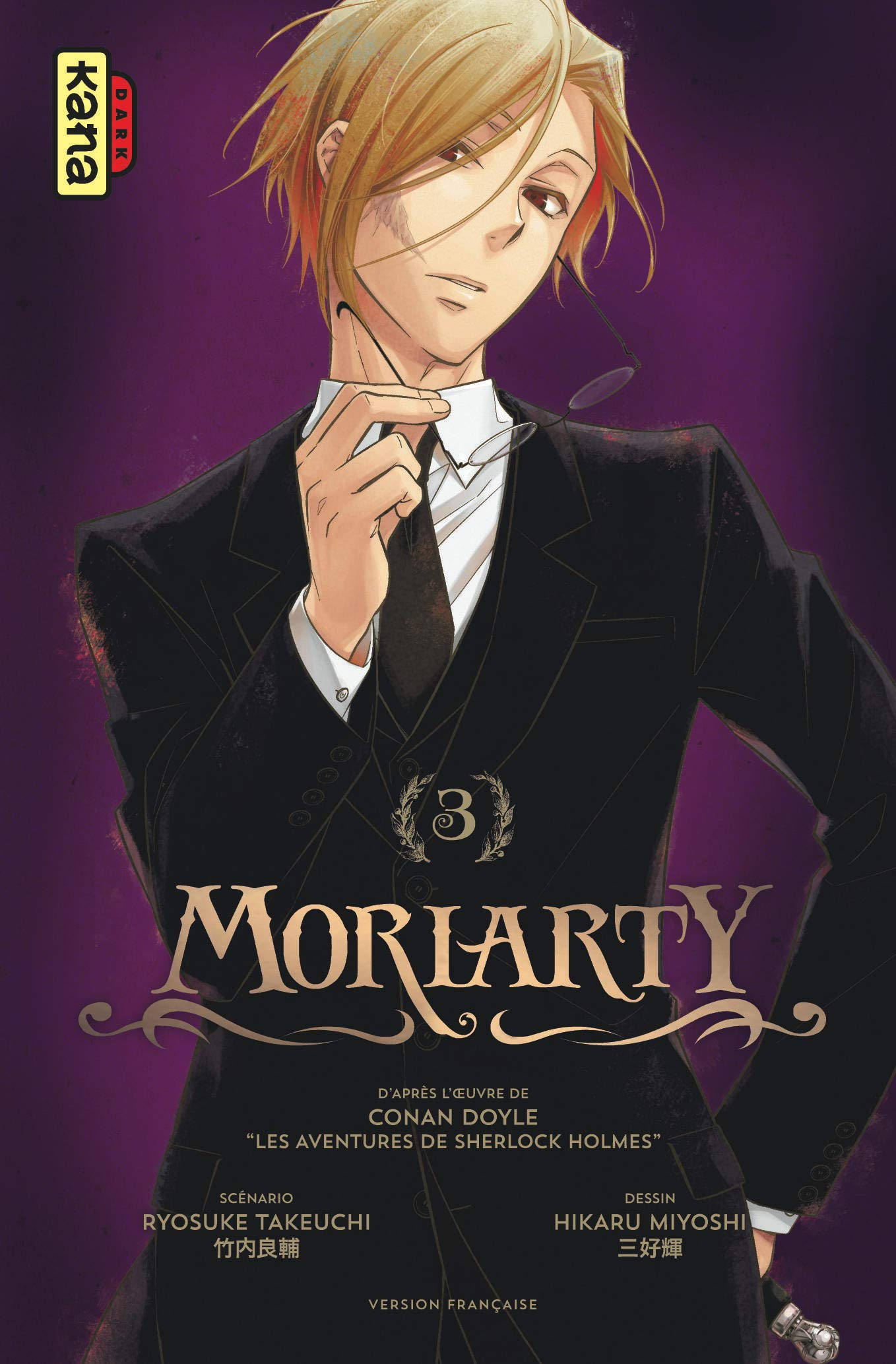 Moriarty the Patriot 3