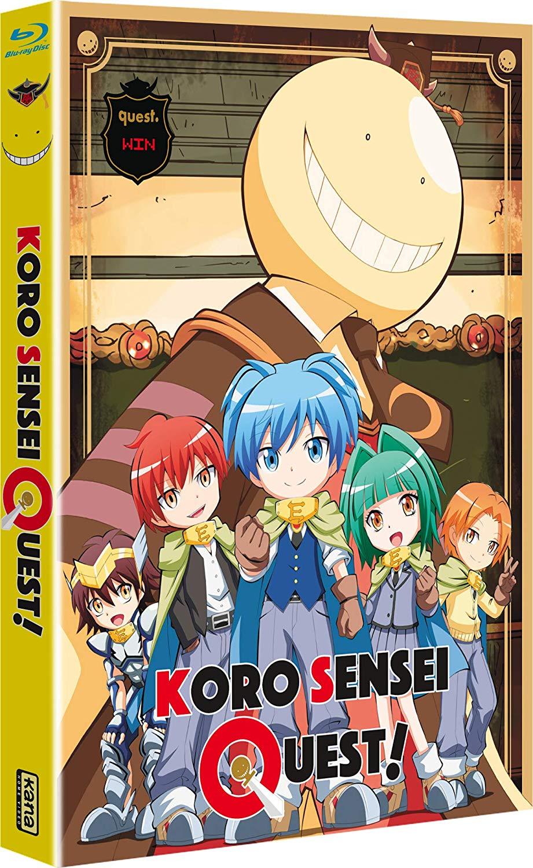 Koro Sensei Quest 1
