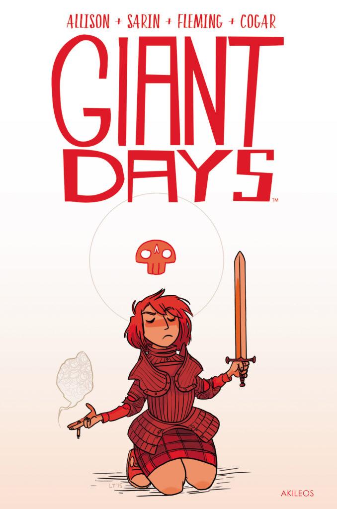 Giant Days 5