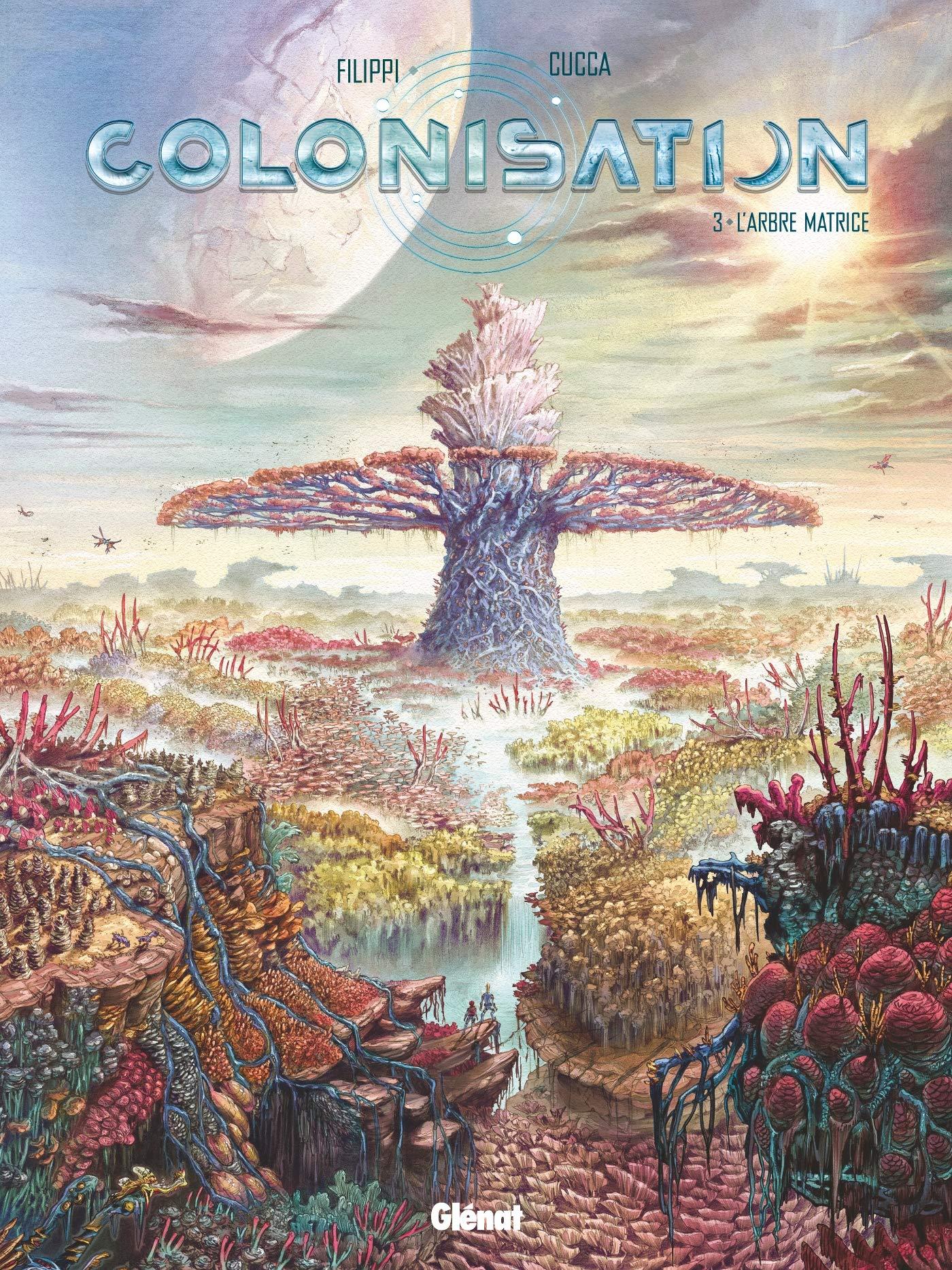 Colonisation 3 - L'arbre matrice