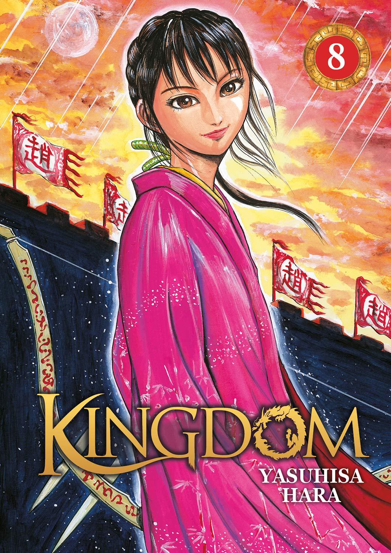 Kingdom 8