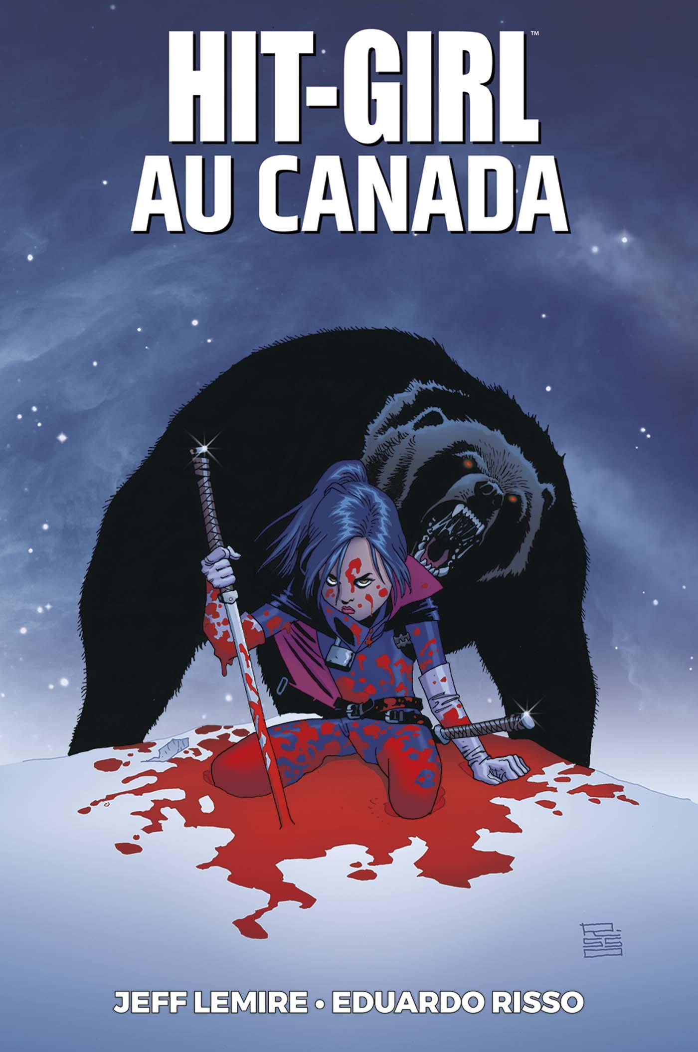 Hit-Girl 2 - Au Canada