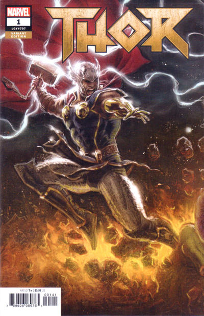 Thor 1 - Variant Kaare Andrews Connecting