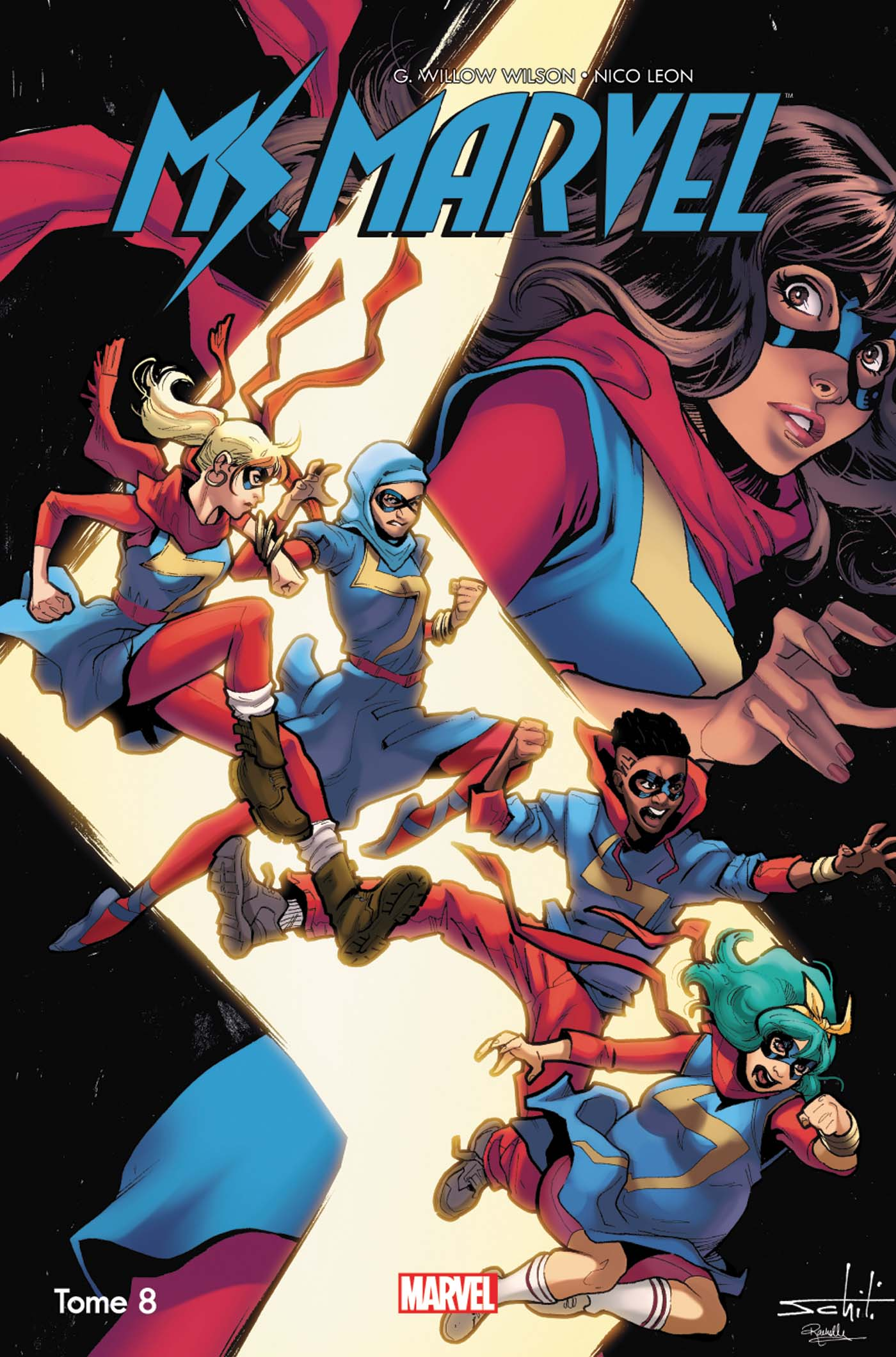 Ms. Marvel 8 - Tome 8