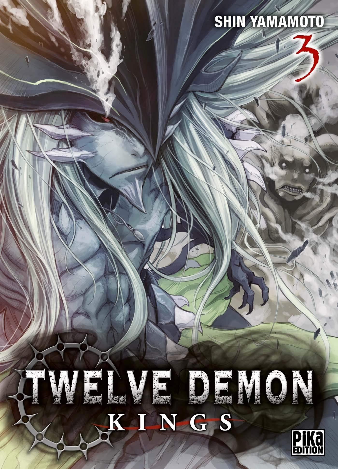 Twelve Demon Kings 3