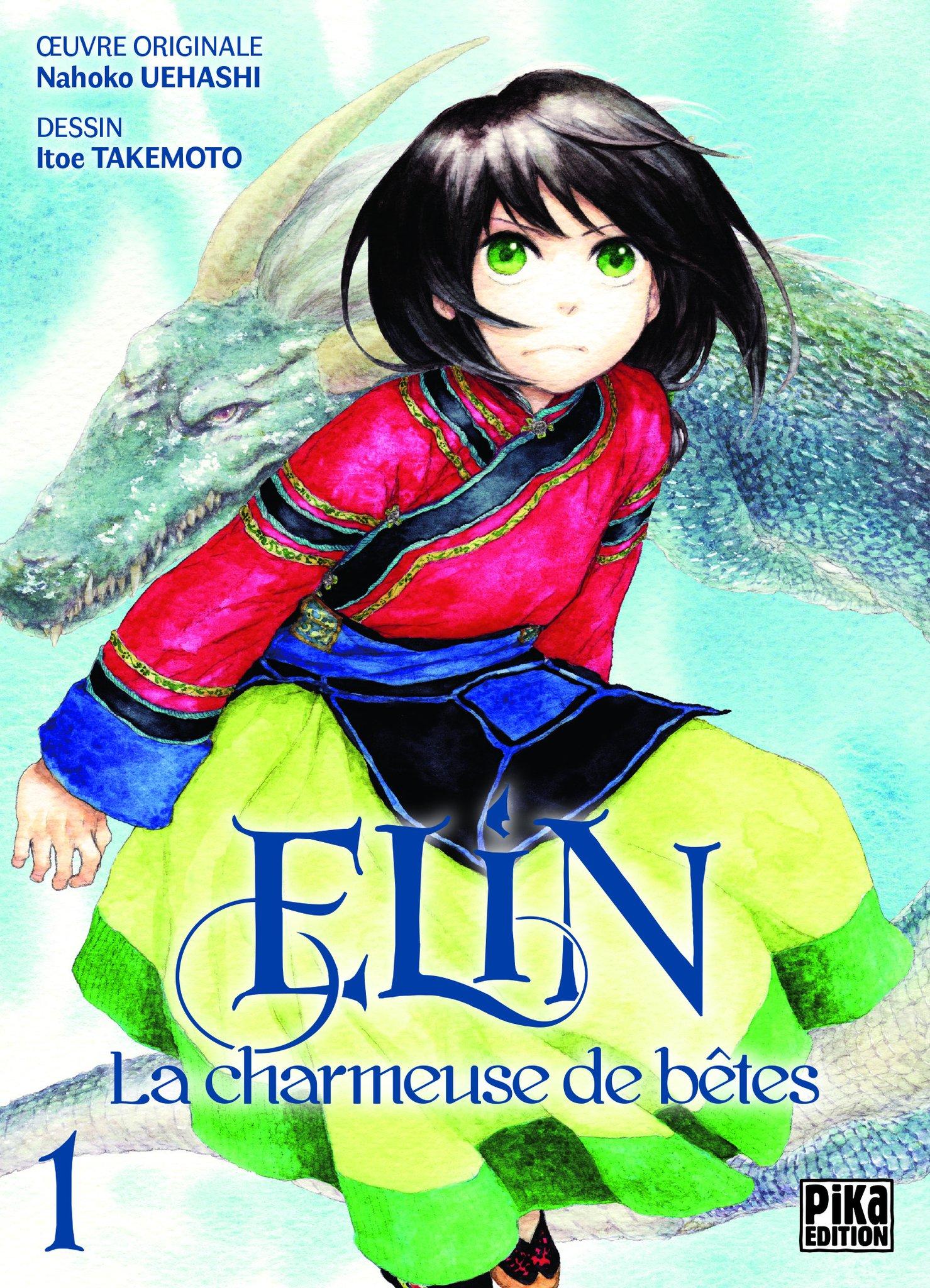 Elin, la charmeuse de bêtes 1