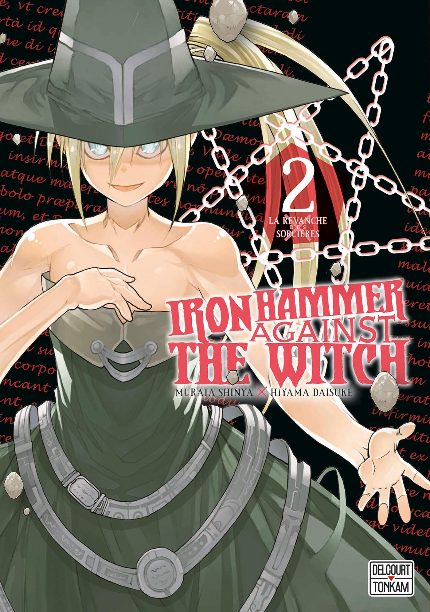 Iron Hammer Against the Witch 2