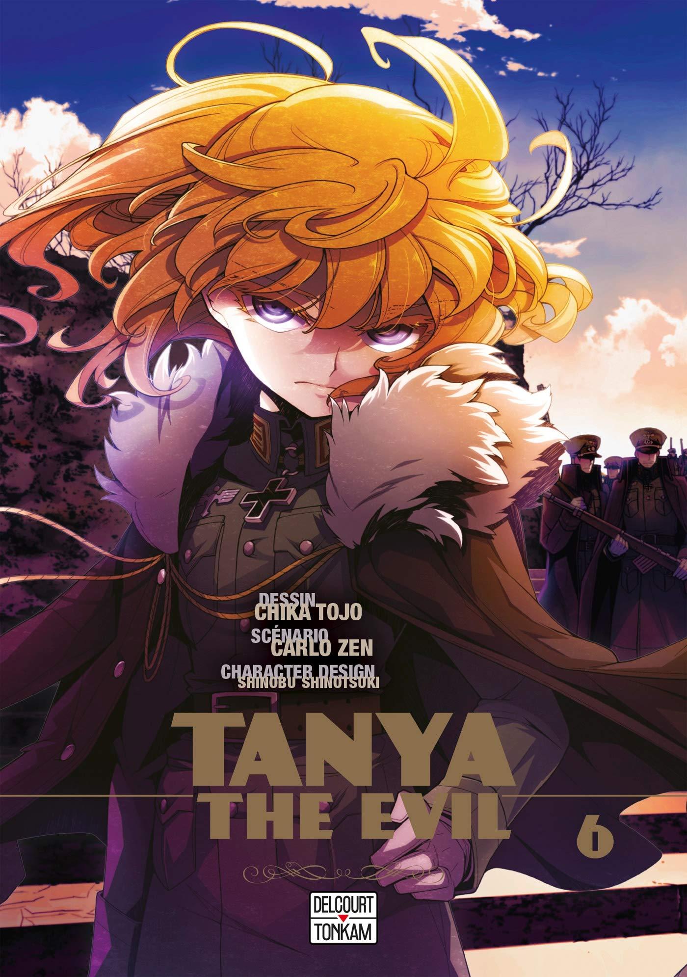 Tanya The Evil 6