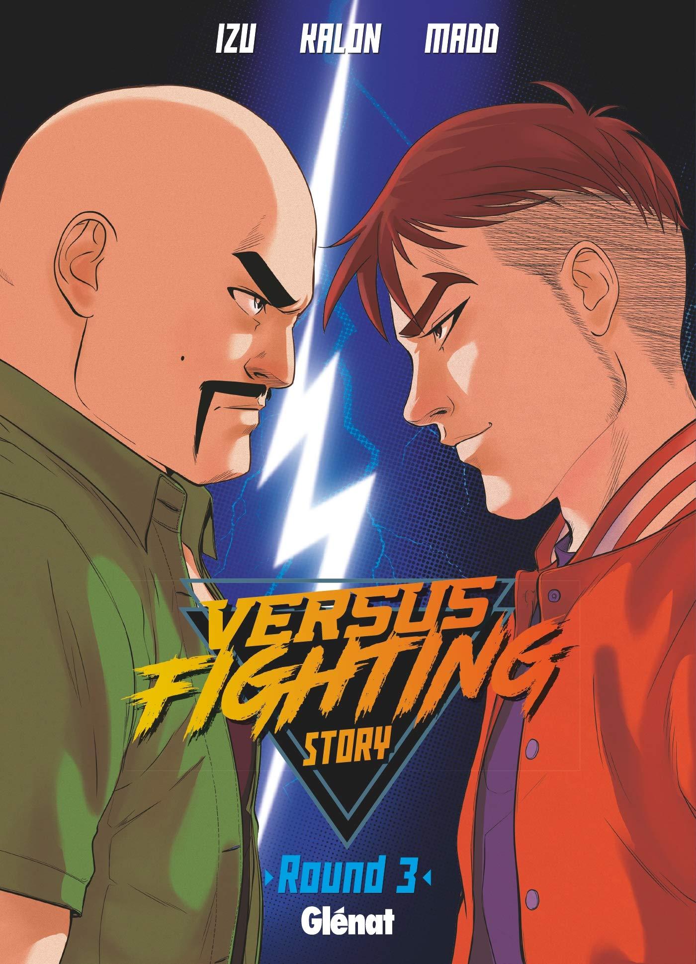 Versus fighting story 3
